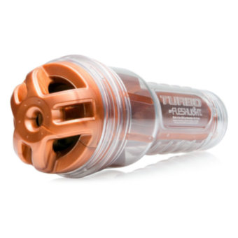 Мастурбатор Fleshlight Turbo Ignition Copper (имитатор минета)